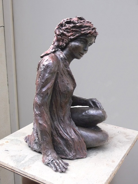 Monique - argile - 2009