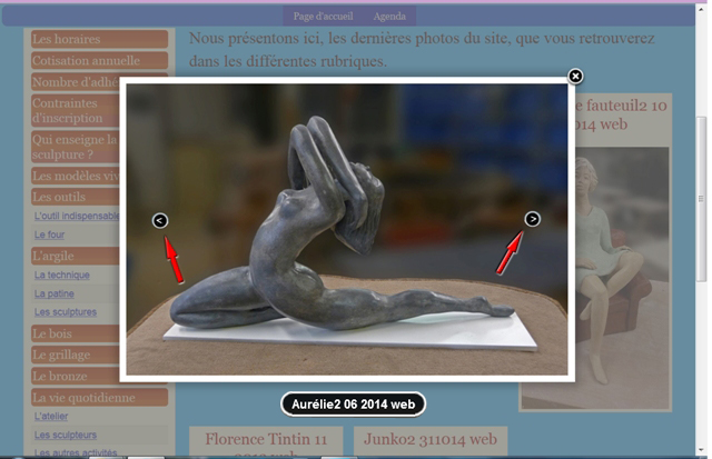 Dernieres sculptures 1