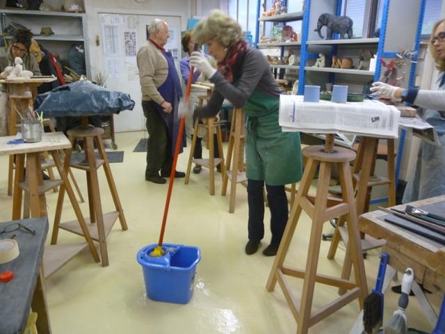 Edith marie menage atelier 01 2012