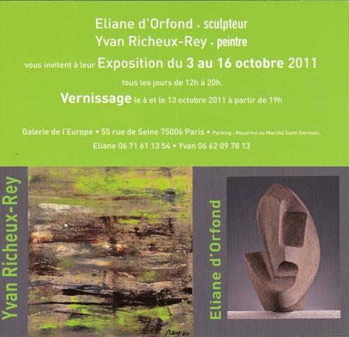 Eliane expo oct 2011