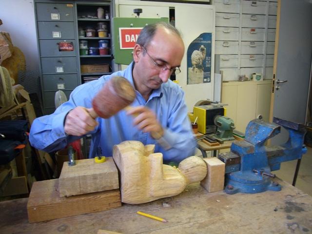 Michel atelier 03 2009