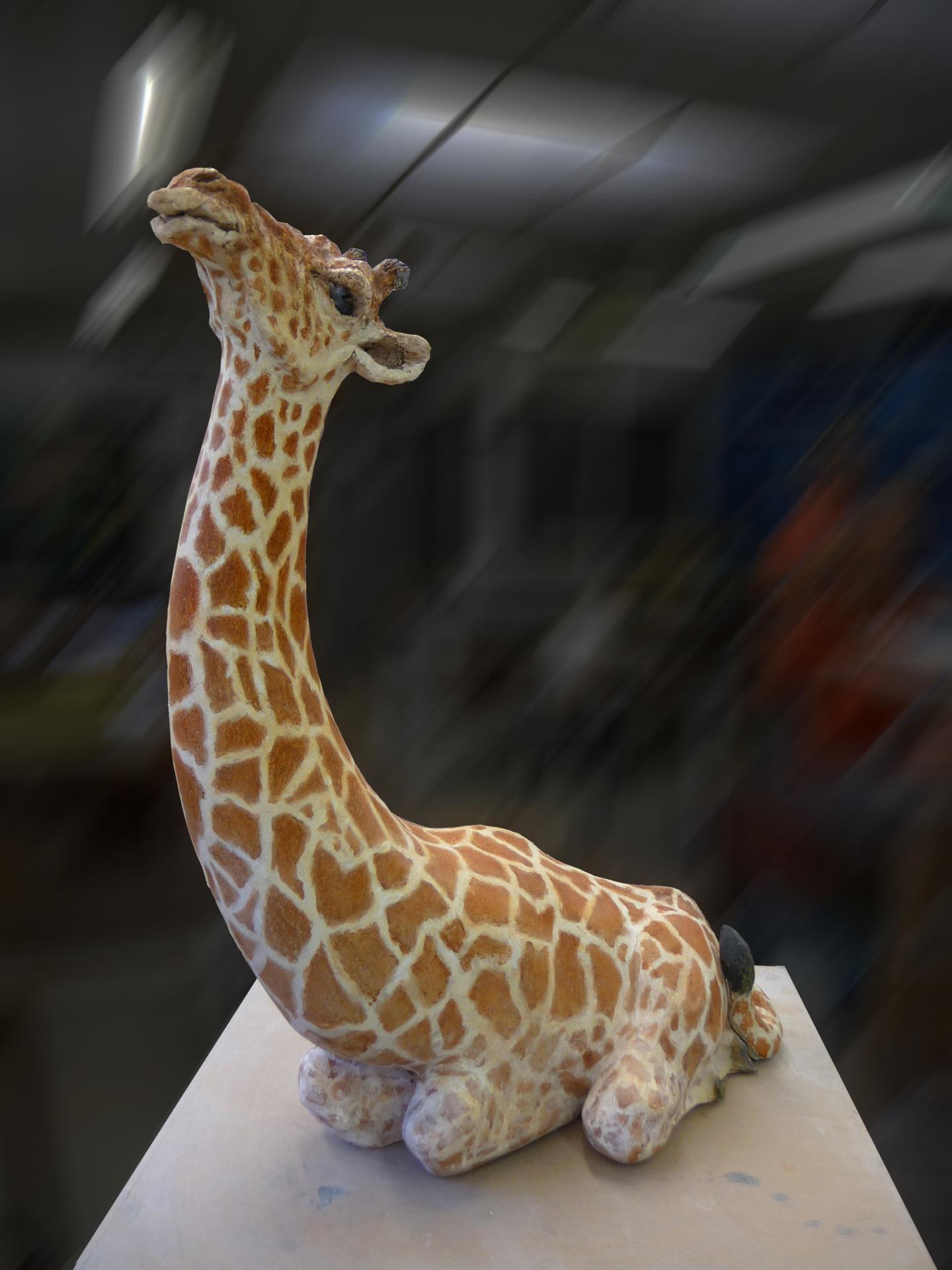 Nicole girafe 06 2015
